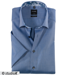 OLYMP Luxor, modern fit, Under-Button-down