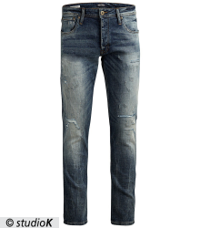 JJIGlenn JJOriginal Slim Fit Jeans