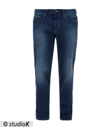 Bequeme Stretch-Jeans