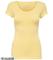 onlLIVE LOVE NEW SS O-NECK TOP NOOS