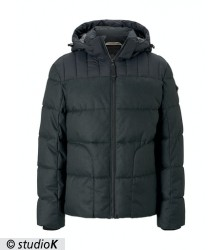 campaign puffer jacket