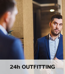 24h Outfitting