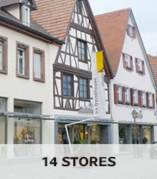14 Stores
